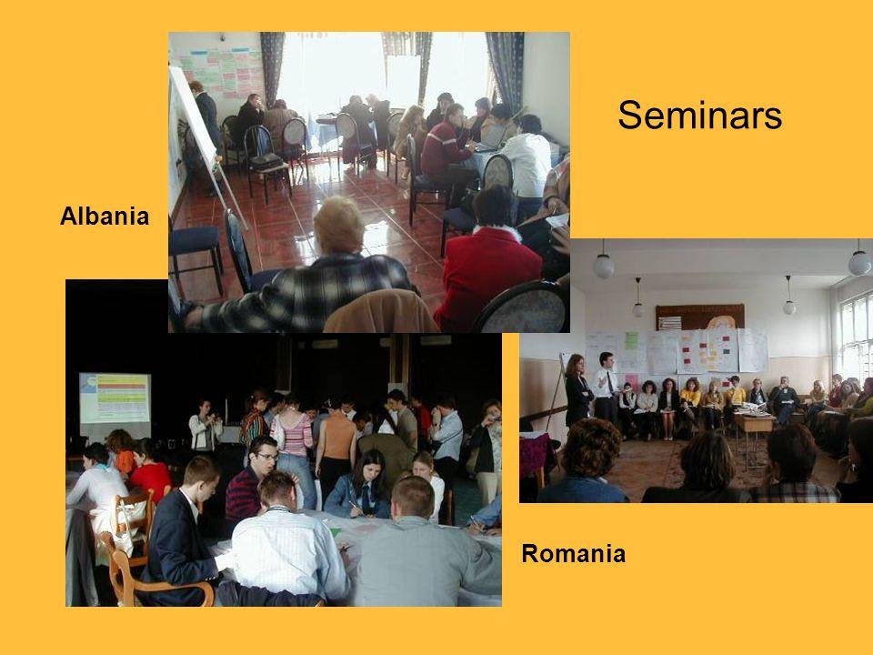 Seminars Romania Albania