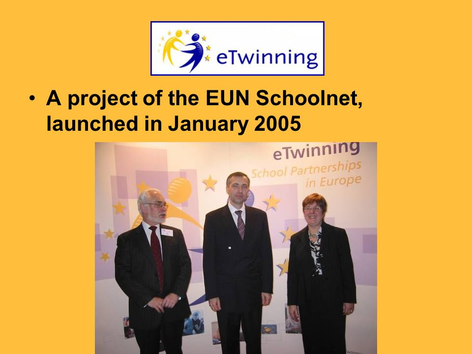 A project of the EUN Schoolnet, launched in January 2005