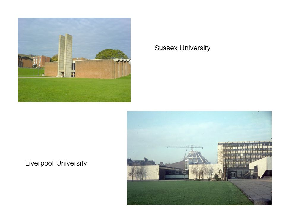 Sussex University Liverpool University