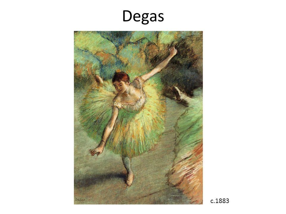Degas c.1883