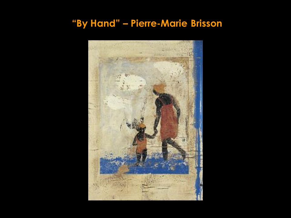 Peace Offering – Bernard Hoyes