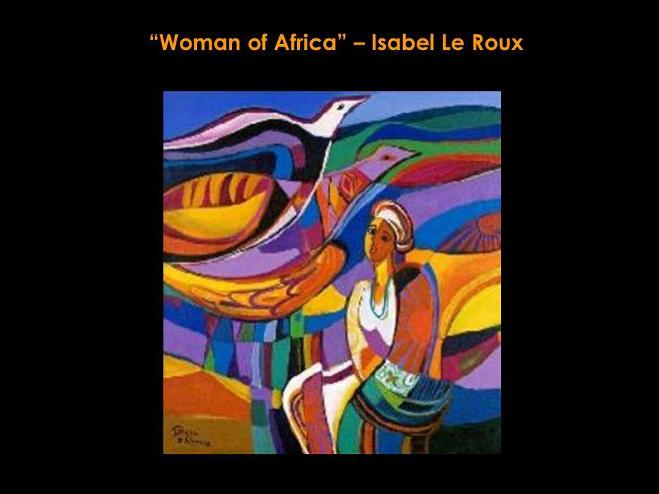 African Offering – Charlotte Derain