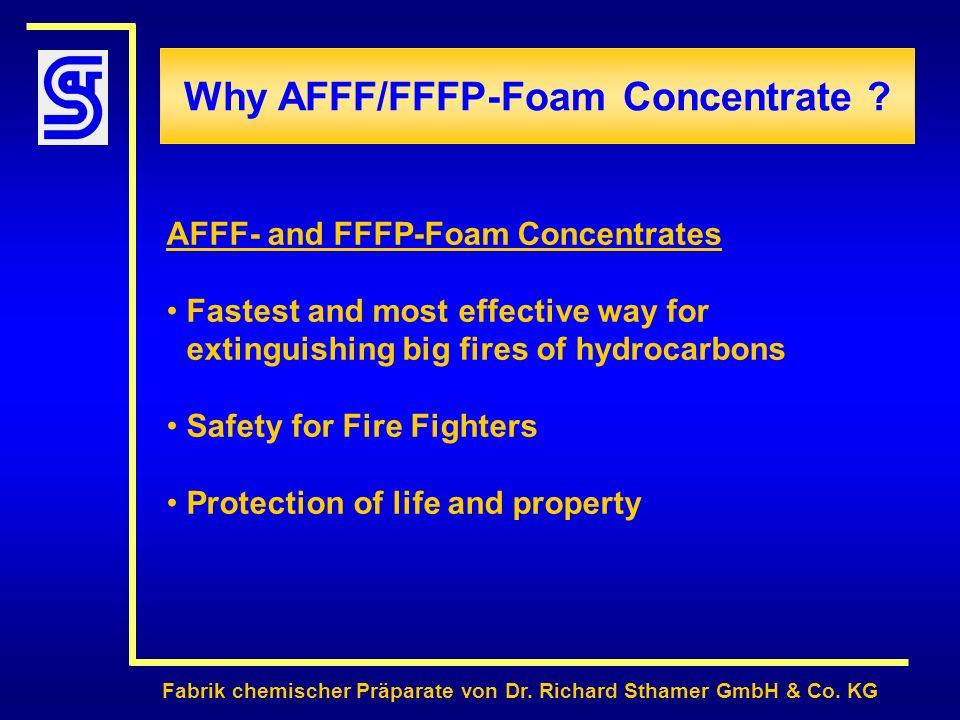 Foam Application Fabrik chemischer Präparate von Dr.