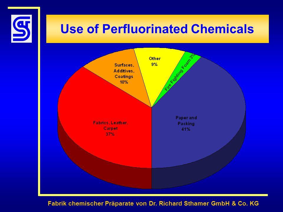 PFOS PFOA Fabrik chemischer Präparate von Dr.Richard Sthamer GmbH & Co.