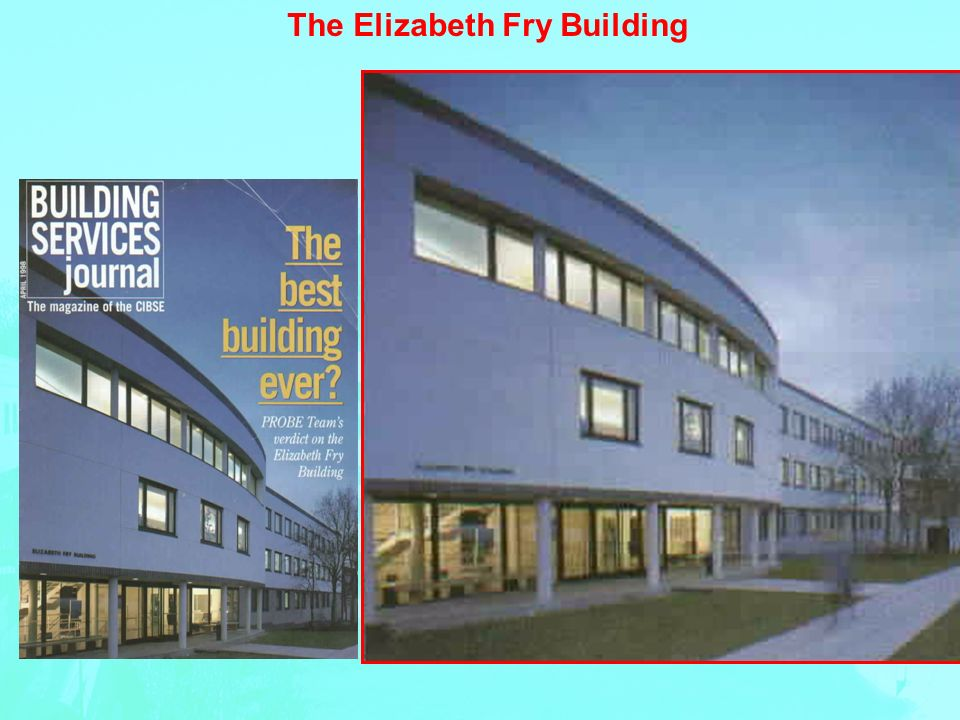 The Elizabeth Fry Building