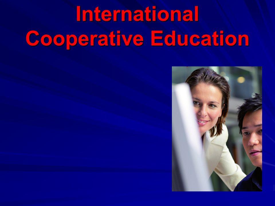 International Cooperative Education