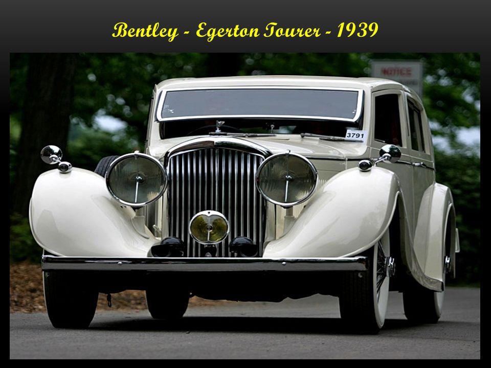 Bentley - Villas Fixed Head Cupe - 1938 198.000.- Dollar