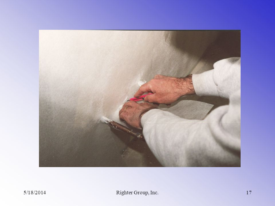 5/18/2014Righter Group, Inc.17