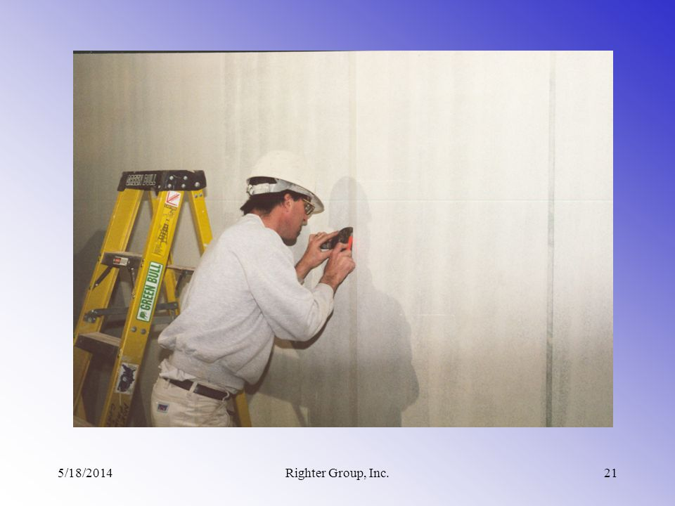 5/18/2014Righter Group, Inc.21