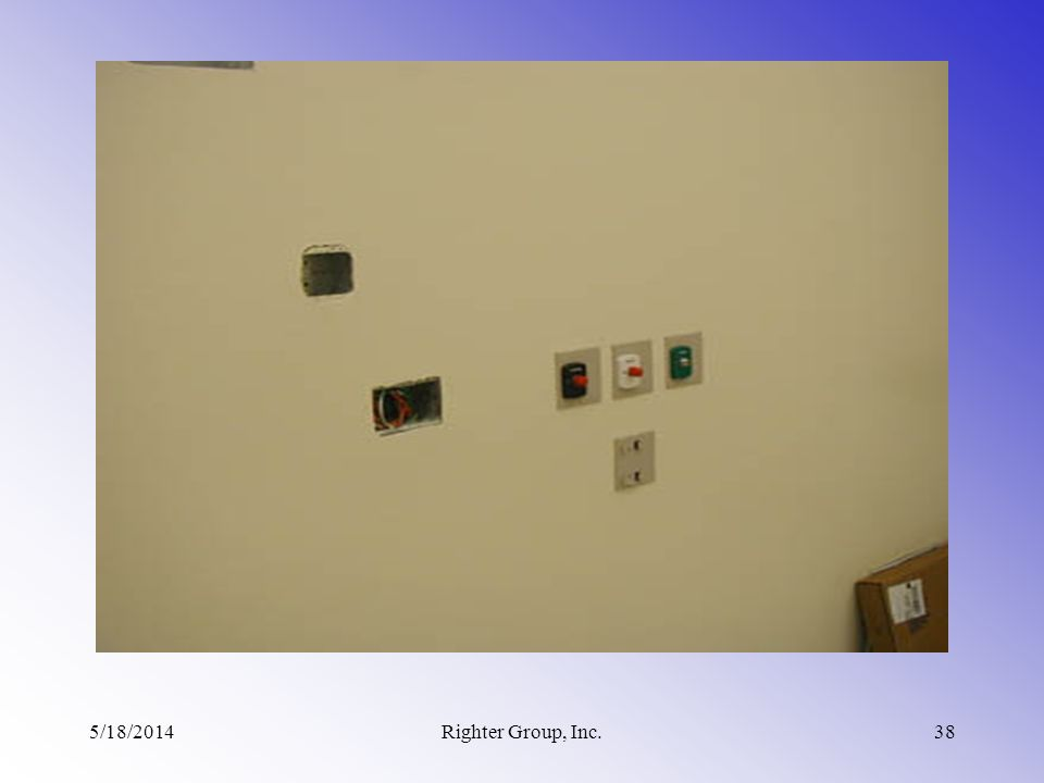 5/18/2014Righter Group, Inc.38