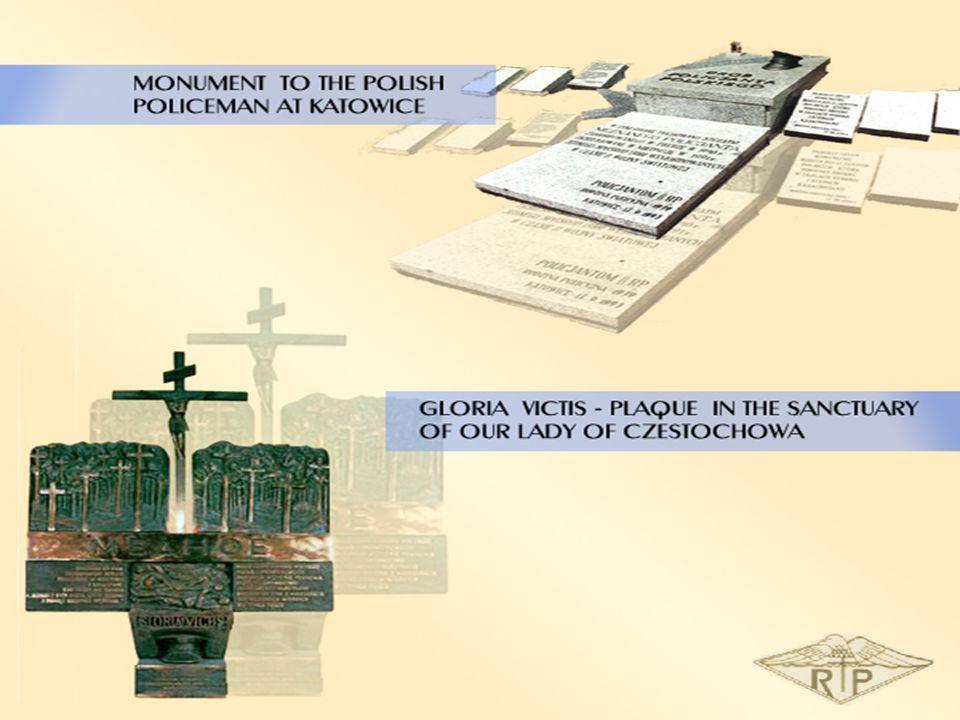 The Polish Katyn Massacre Memorial site at Mednoye/Ymok, north of Tver, Russia.