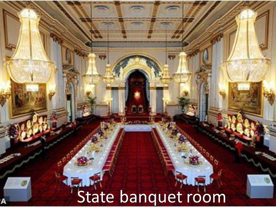 State banquet room