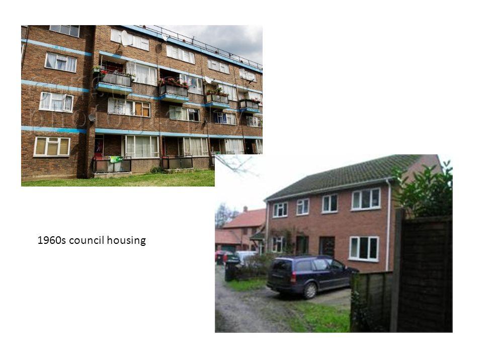 1960s council housing