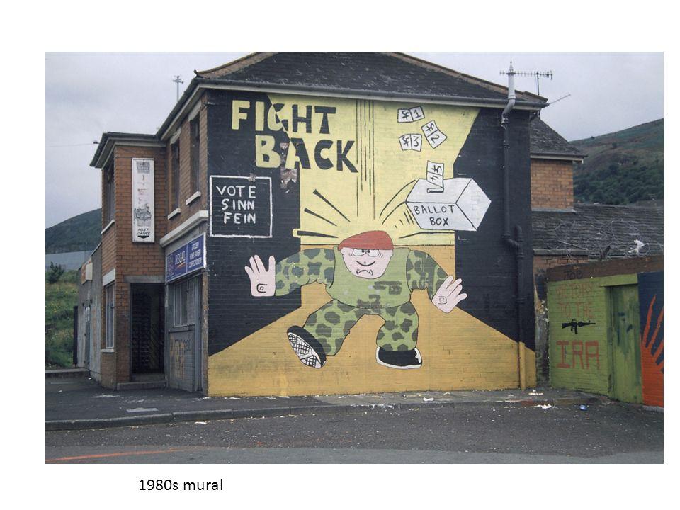 1980s mural