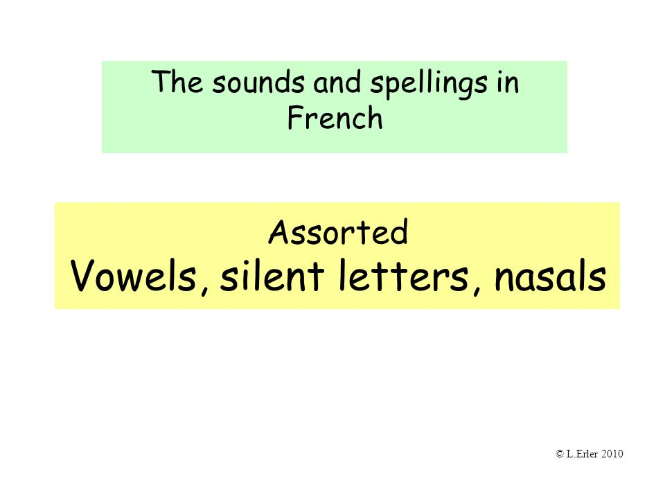 Printed word Sounds of word (based on Seidenberg & McClelland 1989) Teaching and learning words and phrases in the Foreign Language Classroom in Engla