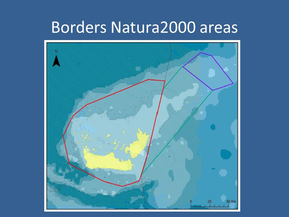 Borders Natura2000 areas