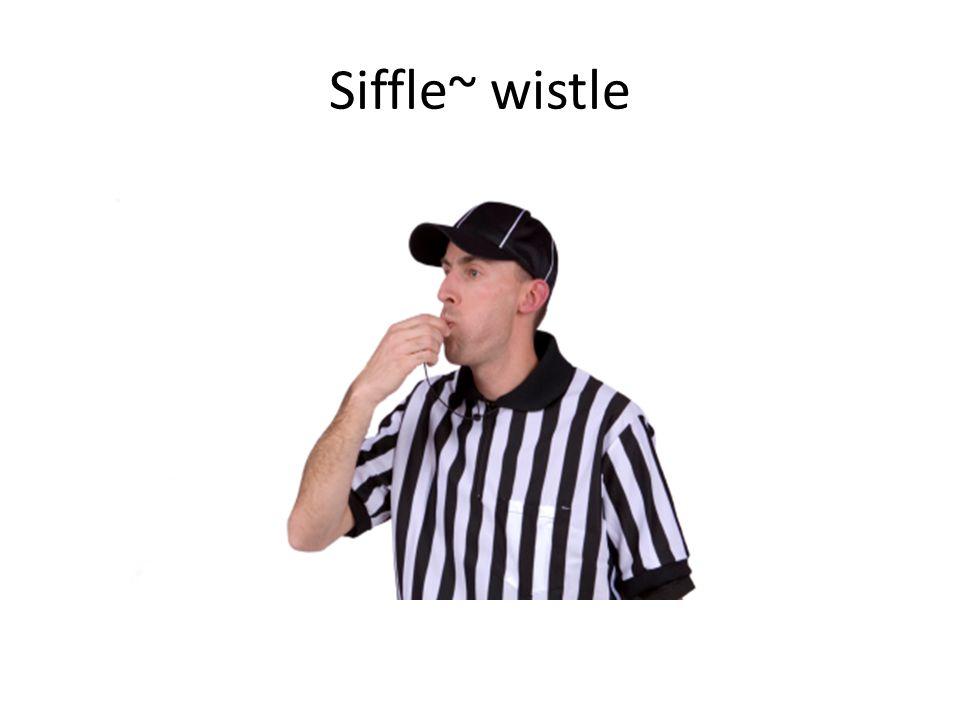 Siffle~ wistle