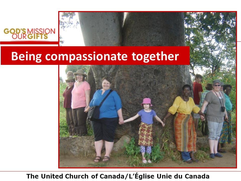 The United Church of Canada/LÉglise Unie du Canada To understand the nature of Christian giving