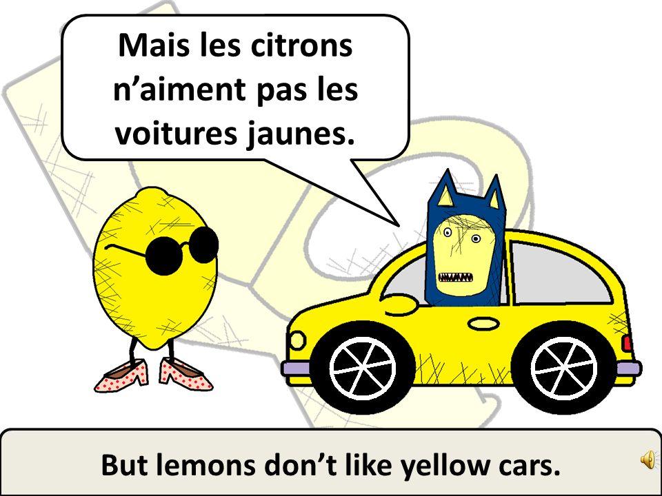 Les citrons aiment la paella. Lemons like paella.