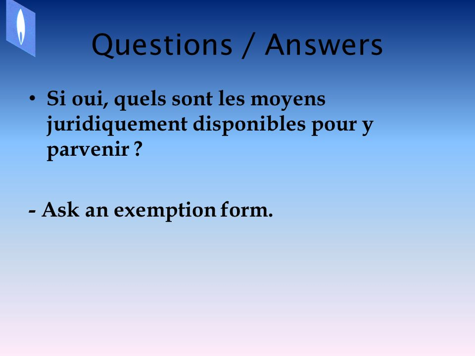 Questions / Answers Quelles sont les conditions/limites probables à une éventuelle utilisation préférentielle par les fournisseurs de GNL.