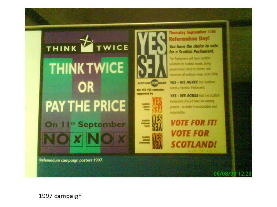 1997 campaign