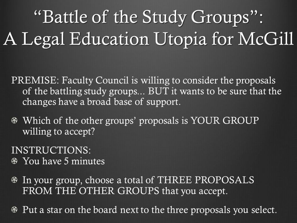 In the utopia exercise, your values were assigned But where do they come from in reality.