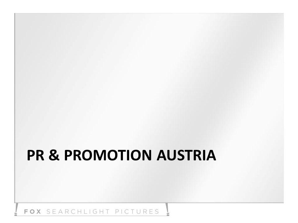 PR & PROMOTION AUSTRIA