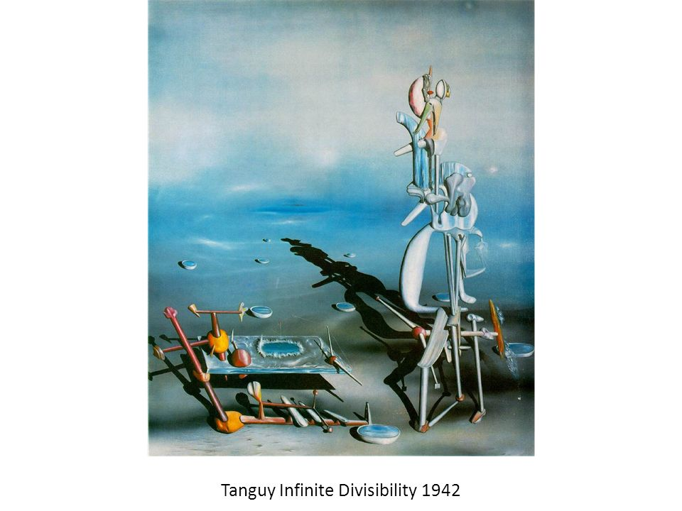 Tanguy Infinite Divisibility 1942