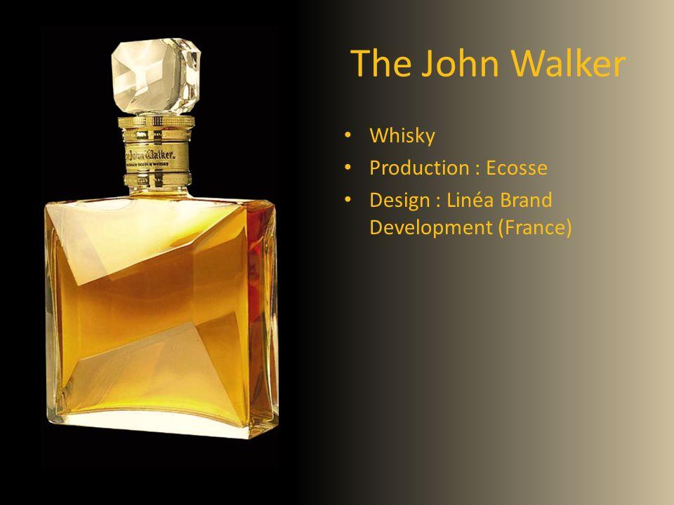 The John Walker Whisky Production : Ecosse Design : Linéa Brand Development (France)