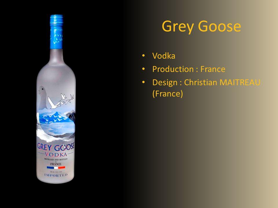 Grey Goose Vodka Production : France Design : Christian MAITREAU (France)