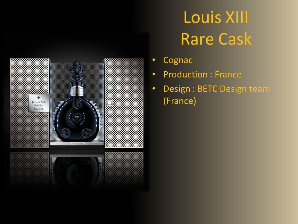 Louis XIII Rare Cask Cognac Production : France Design : BETC Design team (France)