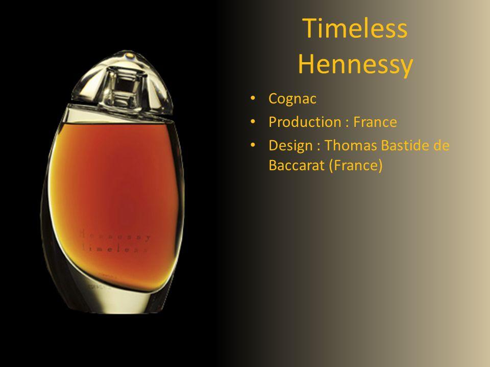 Timeless Hennessy Cognac Production : France Design : Thomas Bastide de Baccarat (France)