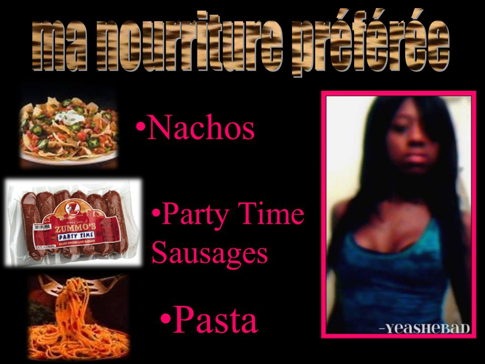 Party Time Sausages Nachos Pasta