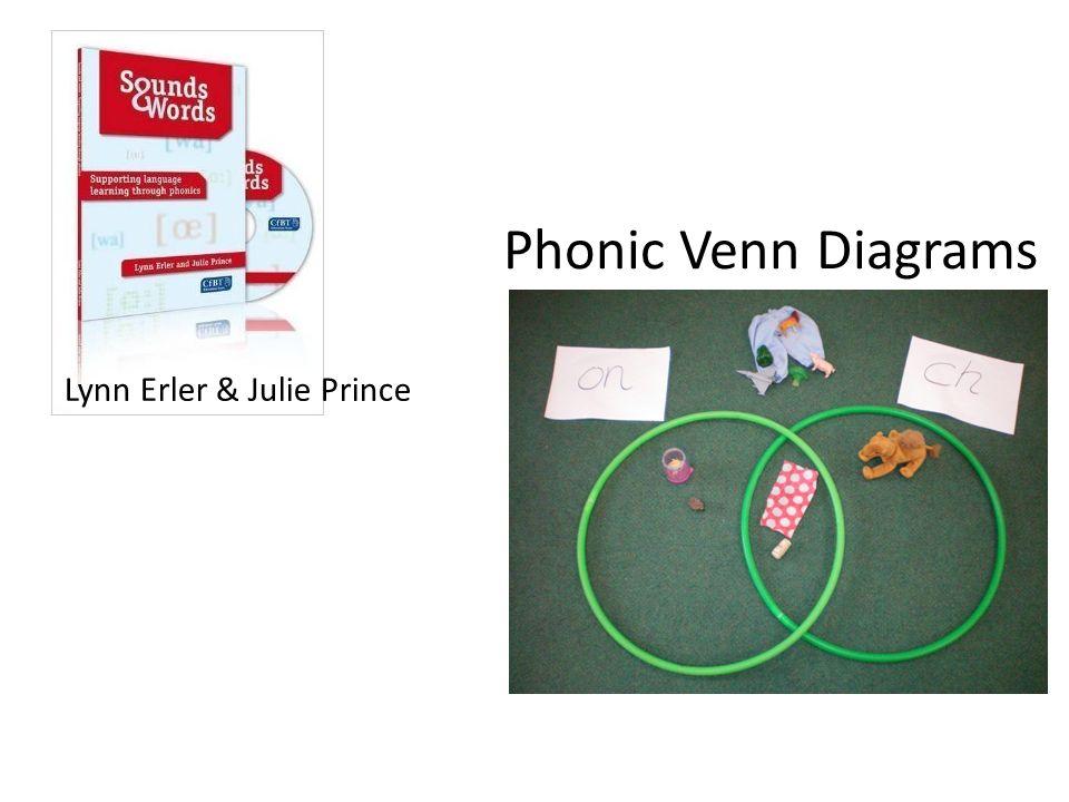 Lynn Erler & Julie Prince Phonic Venn Diagrams
