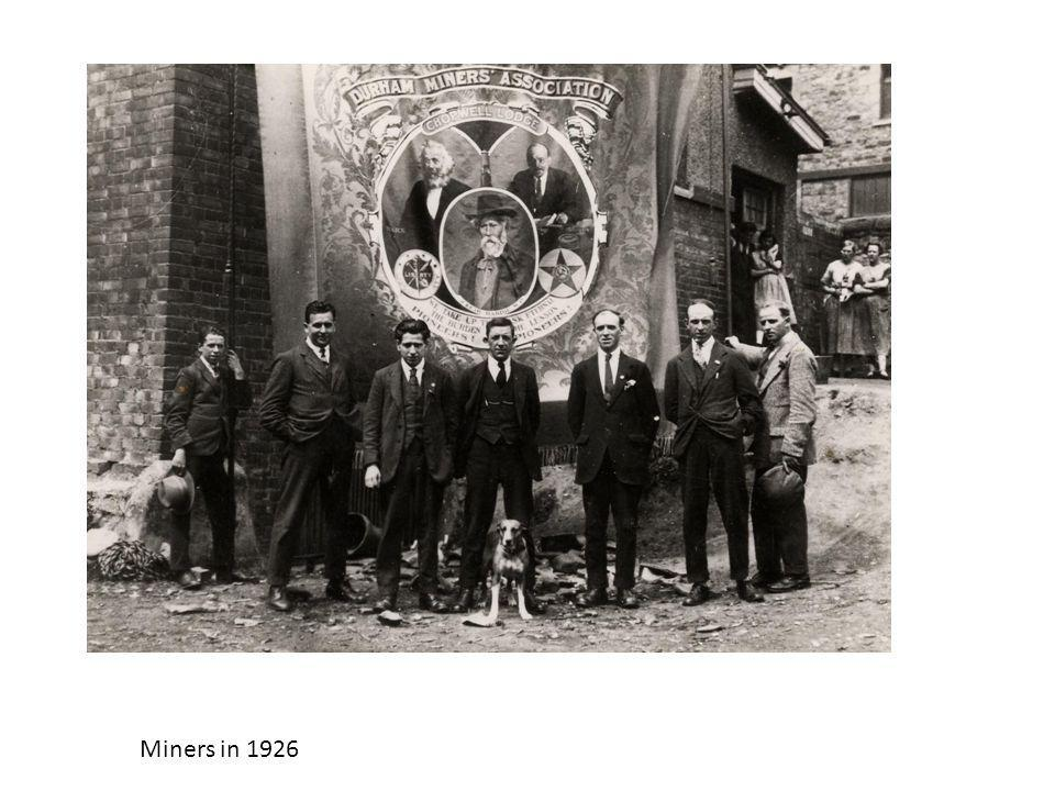 Miners in 1926