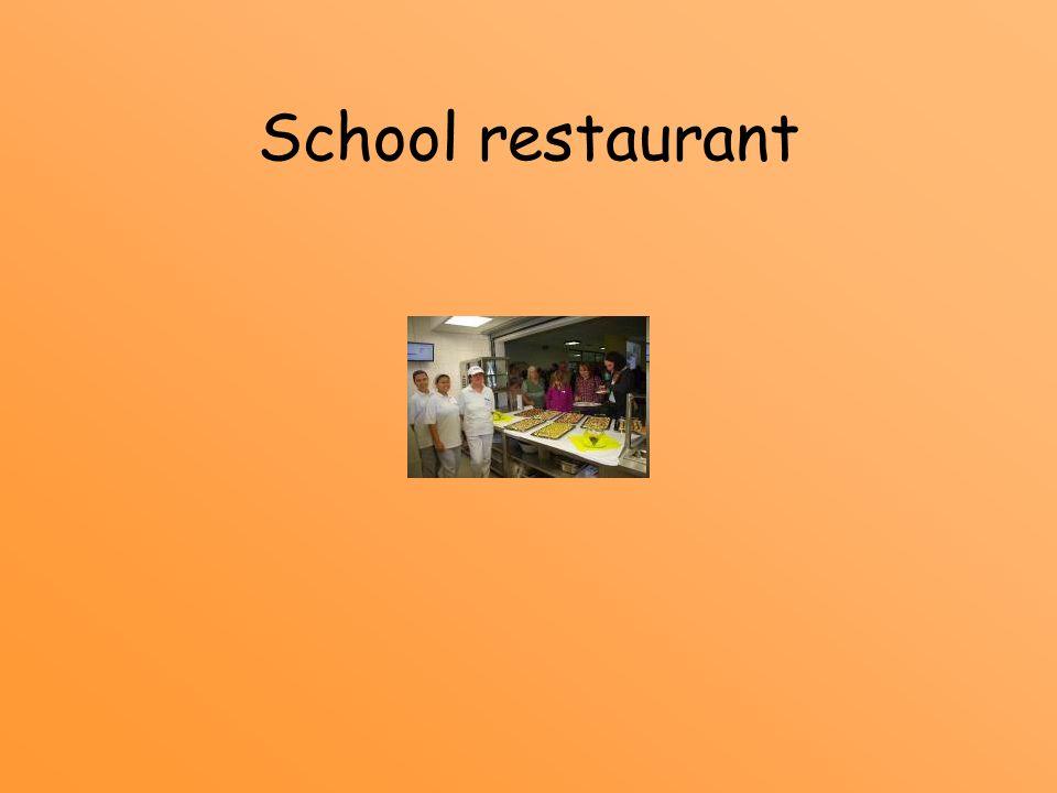 School restaurant