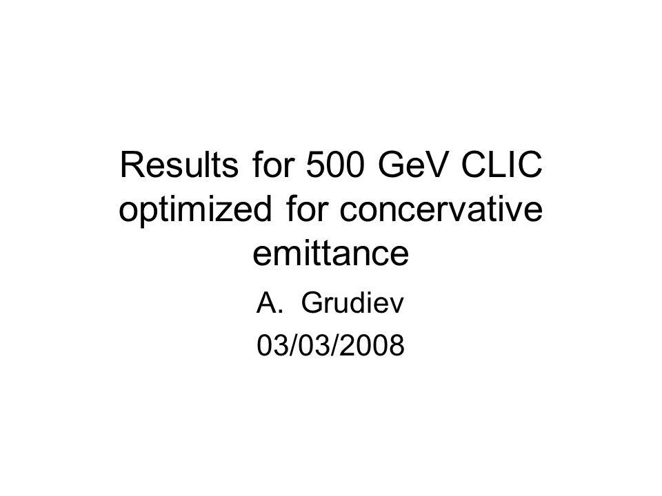 Appendix 3:Detailed parameters 150 o