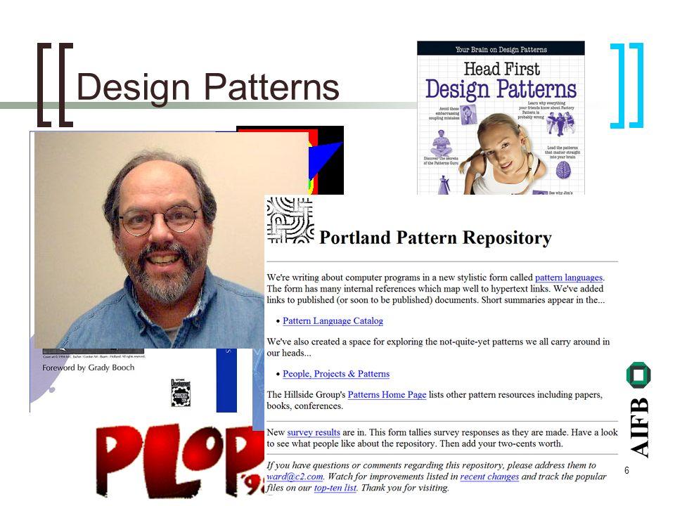 AIFB 16 Design Patterns