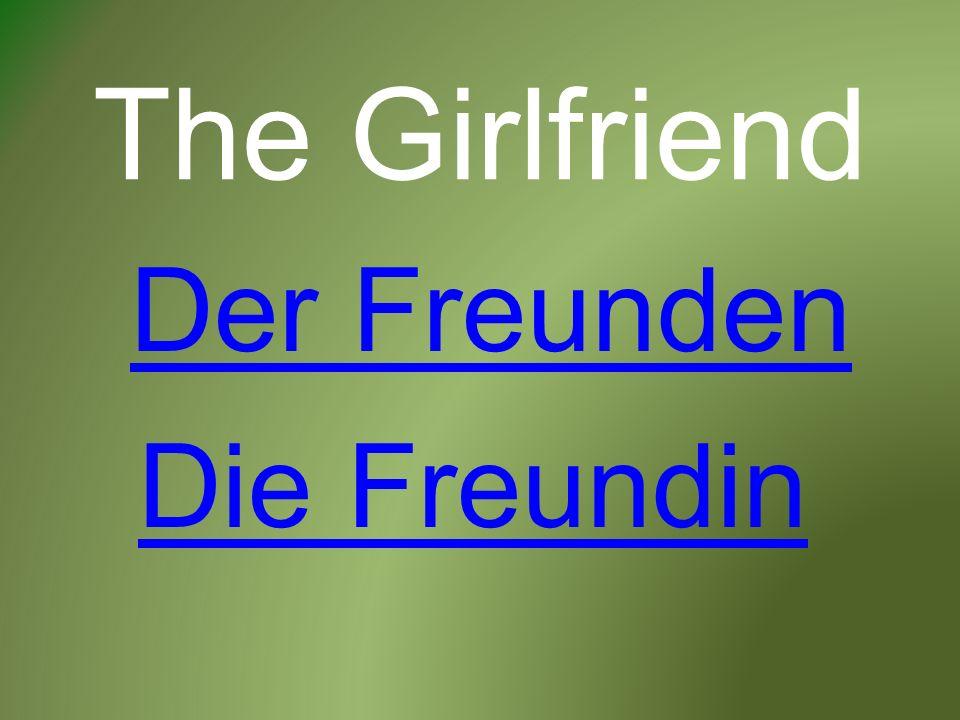 The Girlfriend Die Freundin Der Freunden