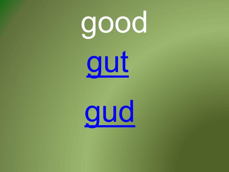 good gut gud