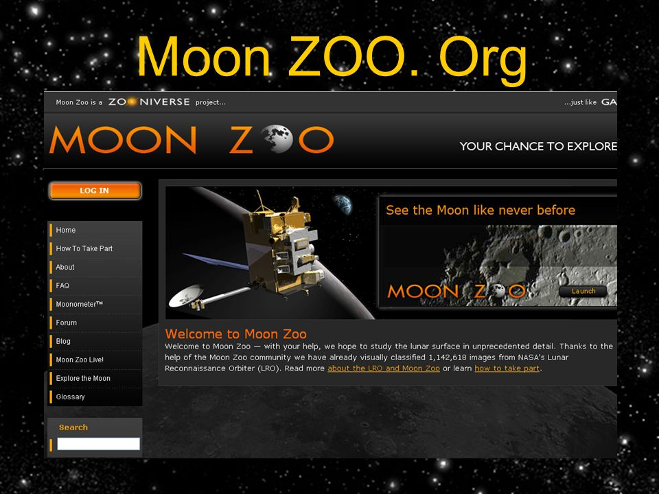 Moon ZOO. Org