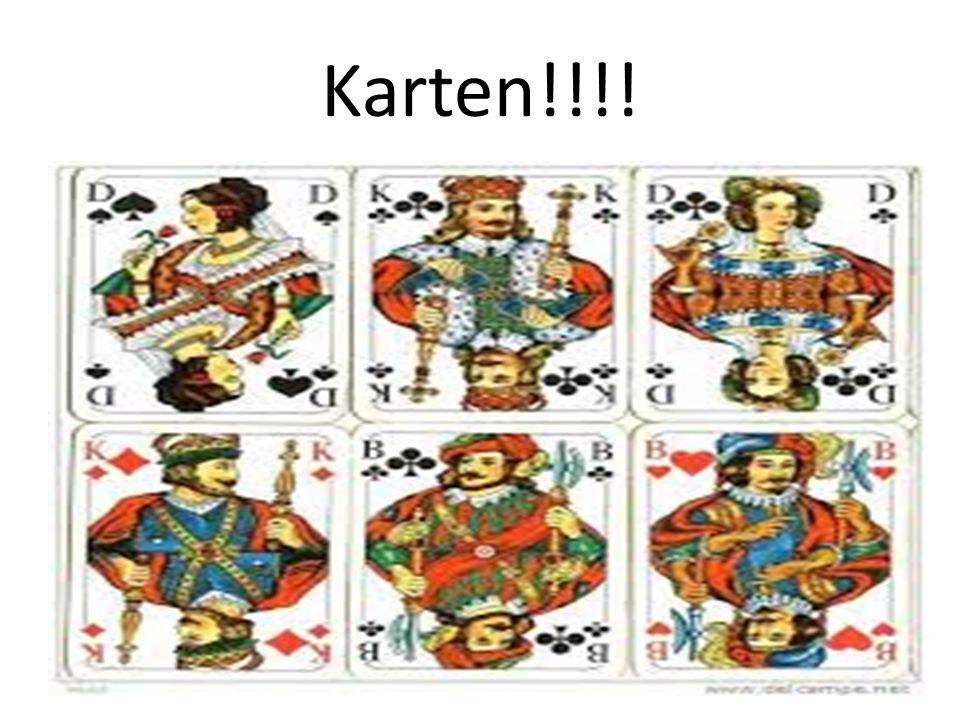 Karten!!!!