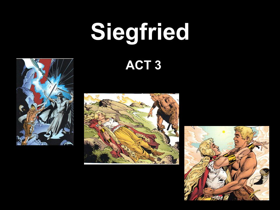 Siegfried ACT 3