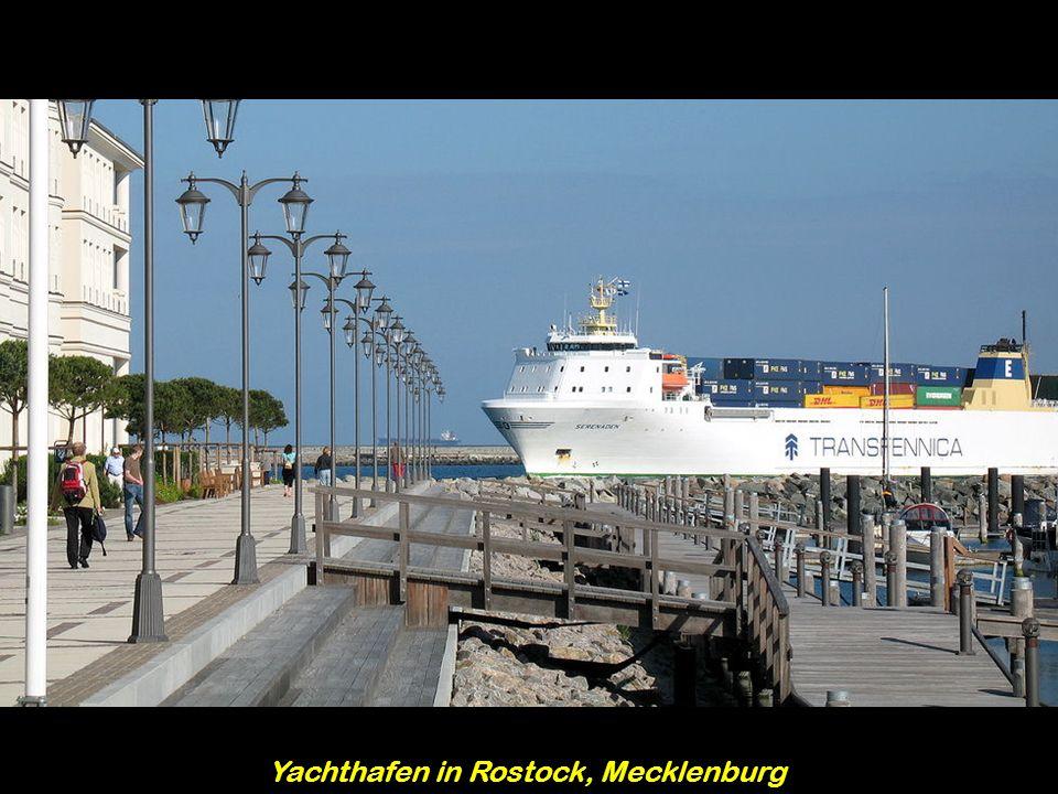 Hamburg Alster lake