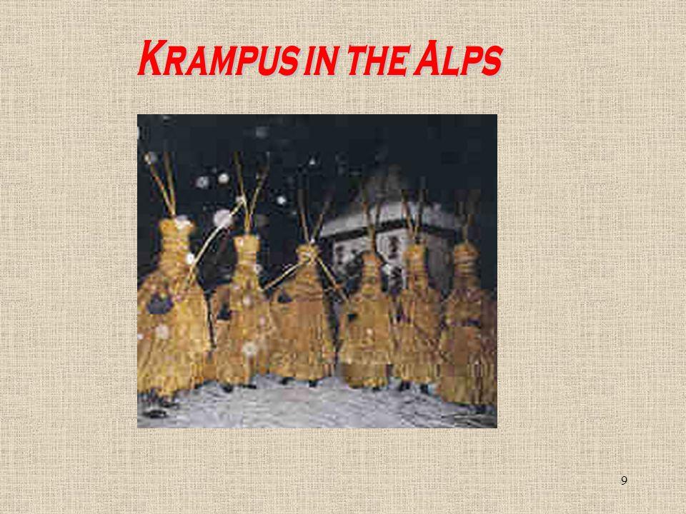 8 Krampus got him!