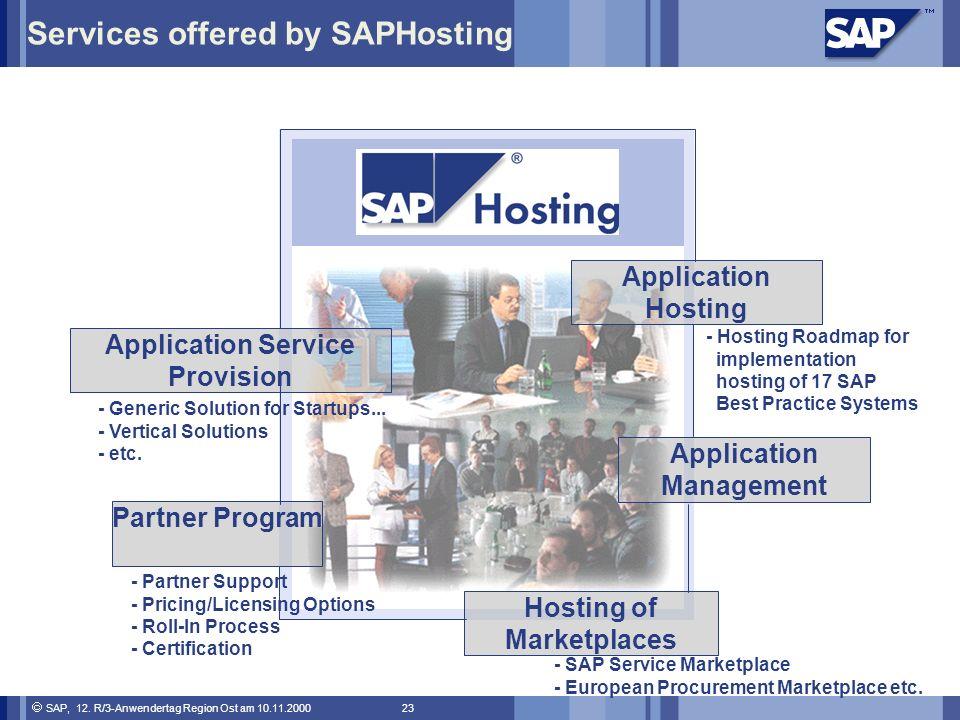 SAP, 12.
