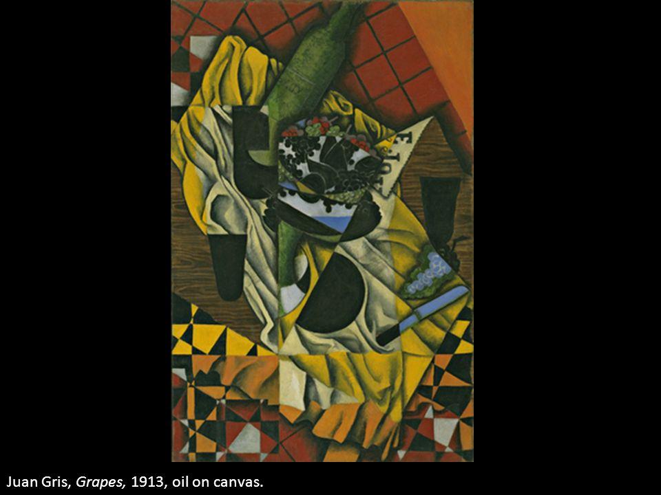 Franz Kline, Chief, 1950, oil on canvas.