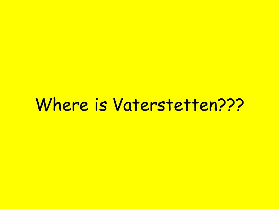 Where is Vaterstetten