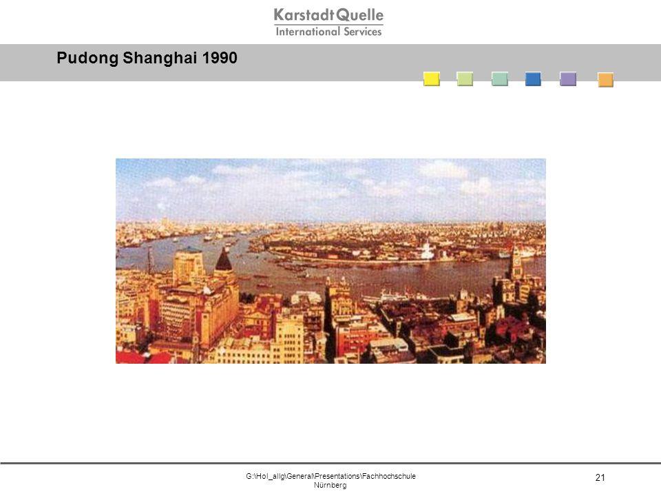 G:\Hol_allg\General\Presentations\Fachhochschule Nürnberg 21 Pudong Shanghai 1990