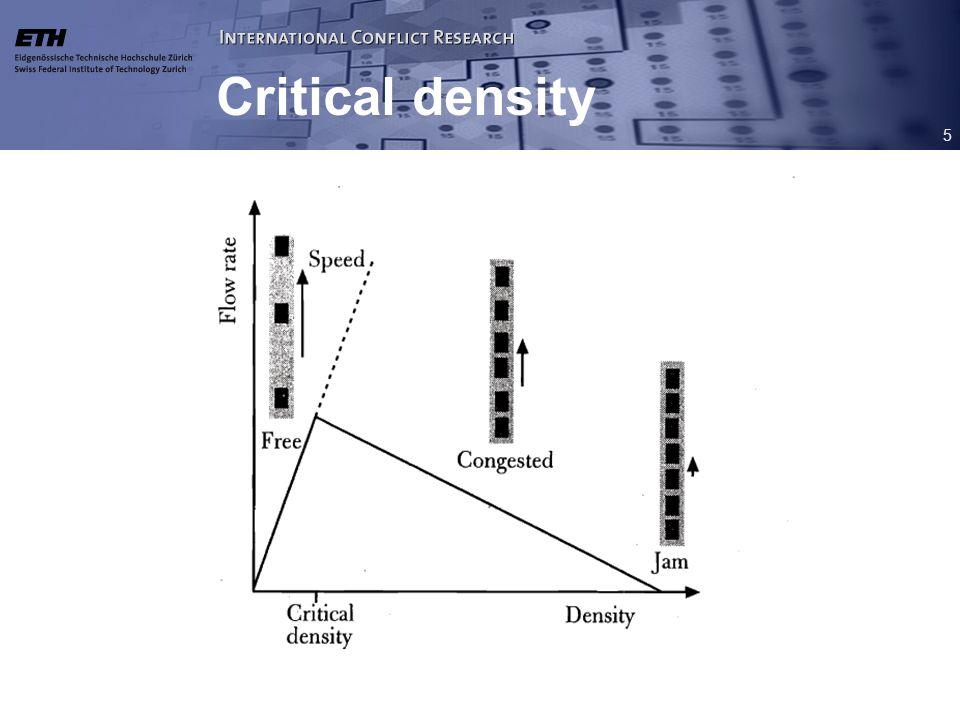 5 Critical density
